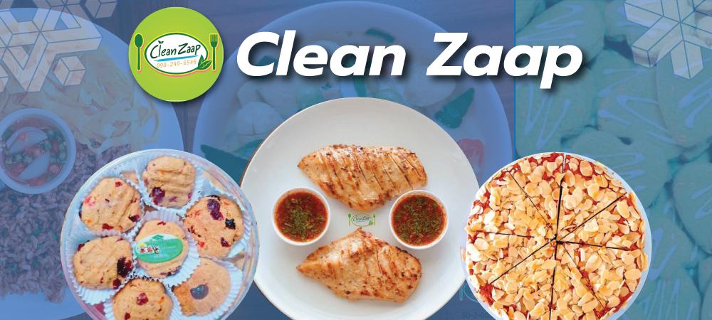 อาหารคลีน Clean Zaap