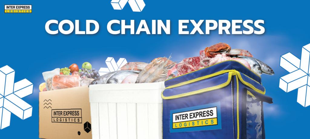 inter express Cold Chain ส่งอาหารไปต่างจังหวัด